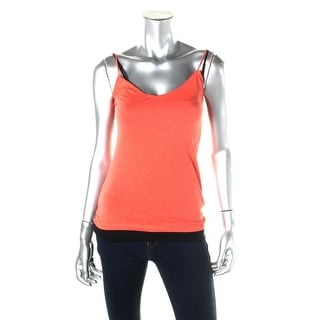 Zara Collection Womens V-Neck Adjustable Straps Pullover Top - L