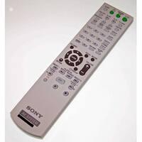 OEM Sony Remote Control Originally Shipped With: DAVDX315, DAV-DX315, HCDDX315, HCD-DX315, DAVDX155, DAV-DX155
