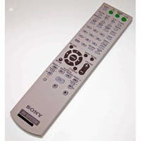 OEM Sony Remote Control Originally Shipped With: HCDDZ120, HCD-DZ120, HCDDX255, HCD-DX255, DAVDX255, DAV-DX255