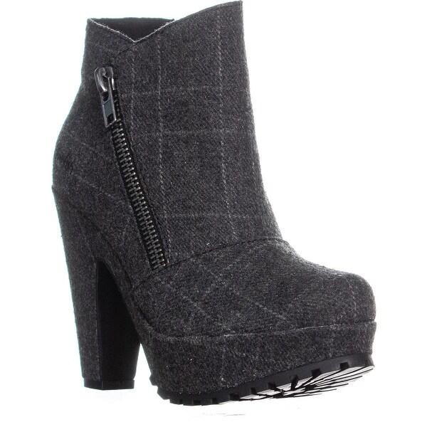 974448a5a2d9 Shop Blowfish Valene Platform Ankle Boots