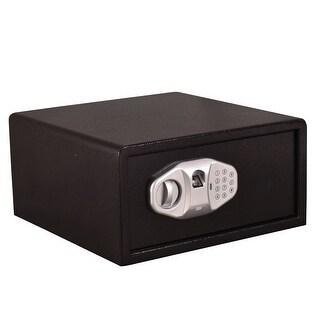 Costway Biometric Fingerprint Digital Electronic Safe Box Keypad Lock