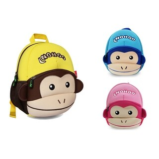 Kiddi Choice Nohoo Nh021 Neoprene Monkey (Option: Yellow)