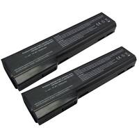 Replacement Battery for HP 628369-421 / 628664-001 / CC06 / QK643AA Models - 2 Pack