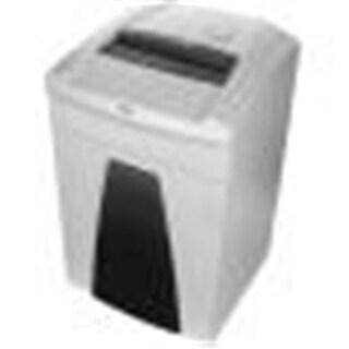 Securio Strip-Cut Shredder 60 Per Pass with White Glove, 40 gal