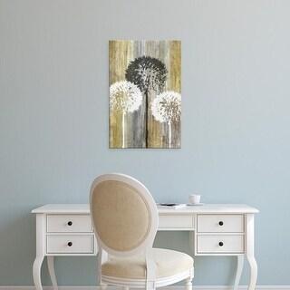 Easy Art Prints James Burghardt's 'Rustic Garden II' Premium Canvas Art