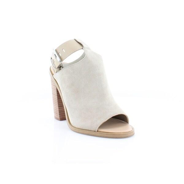 Marc Fisher Vashi Women's Sandals & Flip Flops Lt Natural - 9