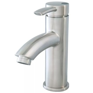 Miseno ML400 Bella-O Single Hole Bathroom Faucet - Includes Lifetime Warranty and Pop-Up Drain Assembly