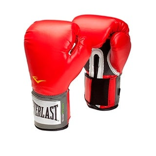 Everlast Pro Style Training Gloves 14 Oz Red - 1200008