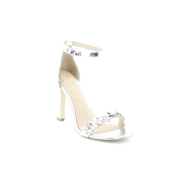 Aldo Mila Women's Heels Silver - 8.5