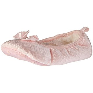 Carters Girls Sophie Slippers Toddler Faux Fur (2 options available)