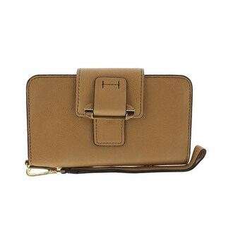 Kooba Womens PDA Wristlet Leather Organizational