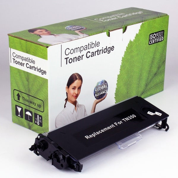 Value Brand replacement for Brother TN350 Toner VL (2,500 Yield)