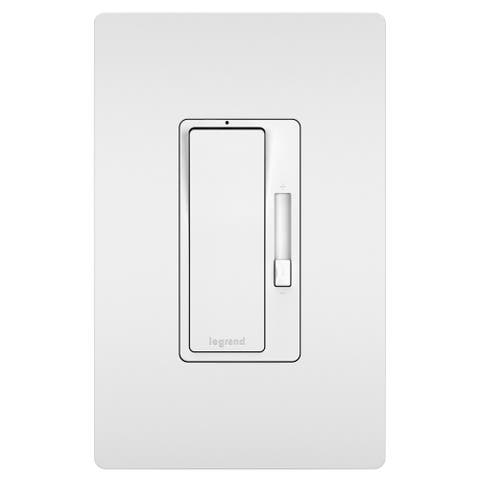 Legrand RH703P Radiant Switch and Dimmer Wall Control -