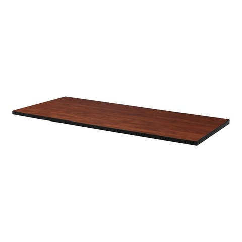 """Structure 42"""" x 24"""" Tabletop- Cherry/Maple"""