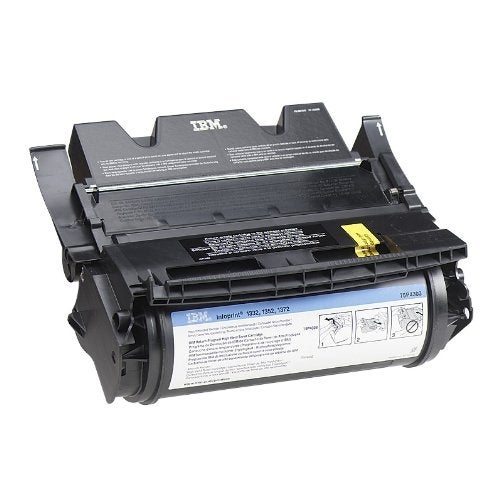 InfoPrint 75P4303 High-Yield Toner High Yield Toner Cartridge - Black