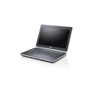 "Dell Latitude E6430 14.0"" Refurb Laptop - Intel i5 3340M 3rd Gen 2.7 GHz 8GB 240GB SSD DVD-RW Windows 10 Pro - Webcam, Grade B"