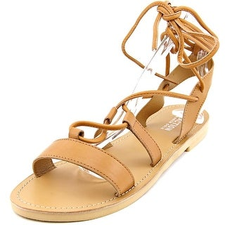 Kenneth Cole Reaction Zoom In Open Toe Leather Gladiator Sandal