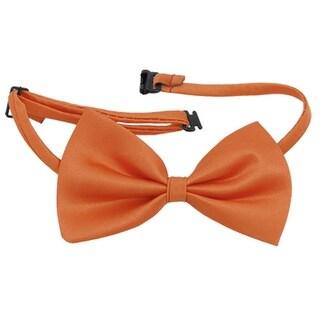 """Unique Bargains Bowtie Collar Adjustable 11 - 18"""" Length for Pet Dog"""