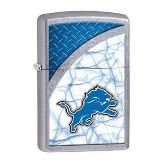 Zippo 29361-053295 NFL Steelers Street Lions Windproof Lighter