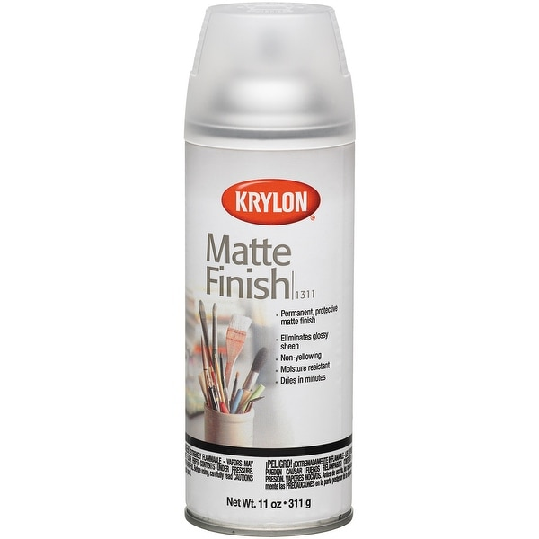 Matte Finish Aerosol Spray 11oz-