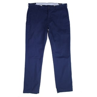 Link to Polo Ralph Lauren Mens Pants Blue Size 38x36 Big & Tall Chino Stretch Similar Items in Big & Tall