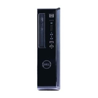 Dell Vostro 260S Desktop Computer Intel Core I3 2100 3.1G 8GB DDR3 320G Windows 10 Pro 1 Year Warranty (Refurbished) - Black