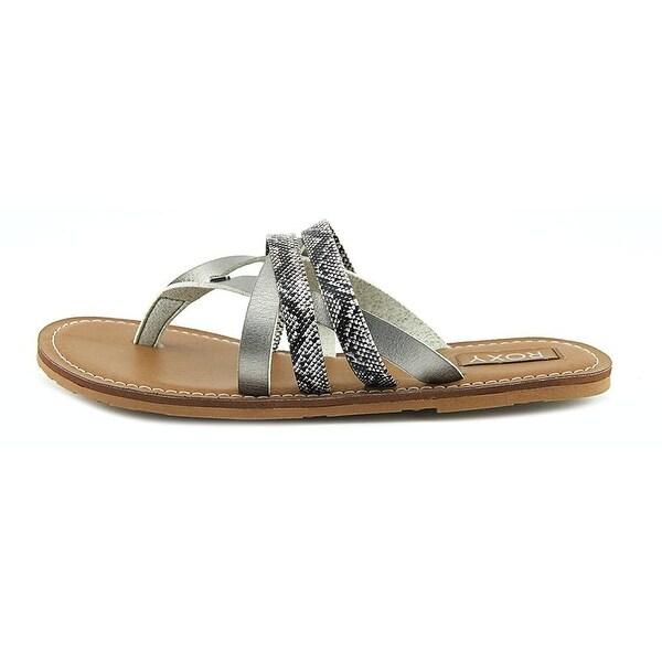 Roxy Womens Cyprus Open Toe Casual Gladiator Sandals