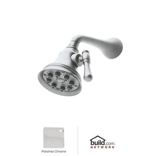 Rohl WI0123 Mantova Multi-Function Shower Head with 8 Jets