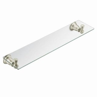 Moen YB5490  Glass Shelf from the Kingsley Collection