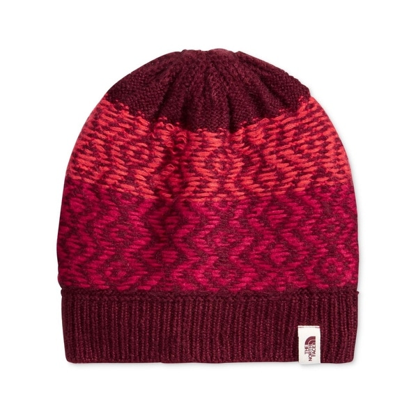 36c1519593873 Shop The North Face Womens Beanie Hat Knit Beanie - o/s - Free Shipping On  Orders Over $45 - Overstock.com - 18878953