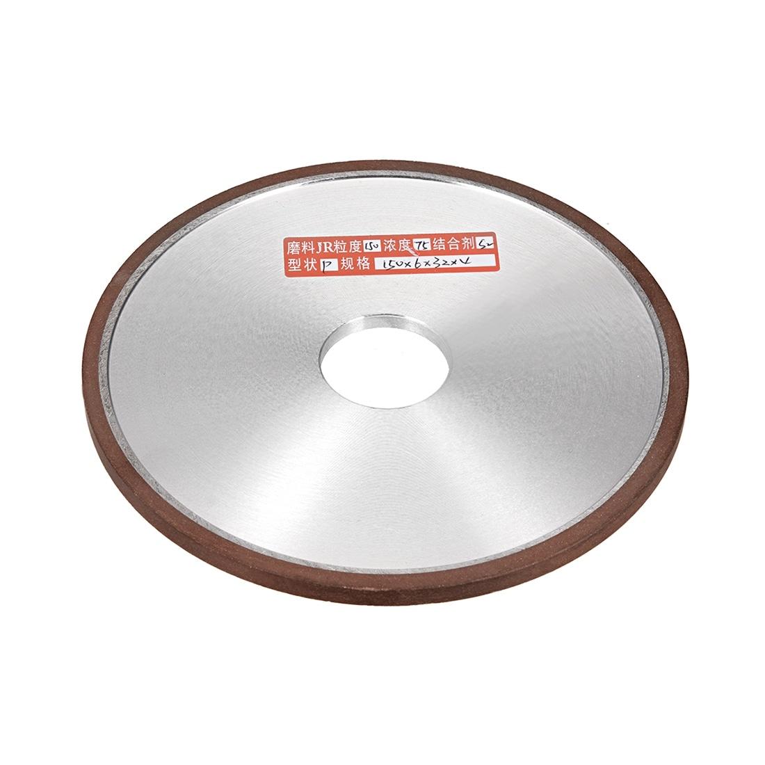 5 Inch Diamond Grinding Wheel Carbide Cutter Metal Grinder Disc Tool 150 Grit