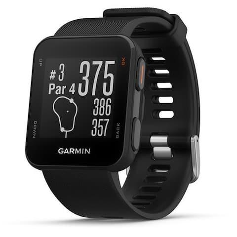 Garmin Approach S10 GPS Golf Rangefinder Watch