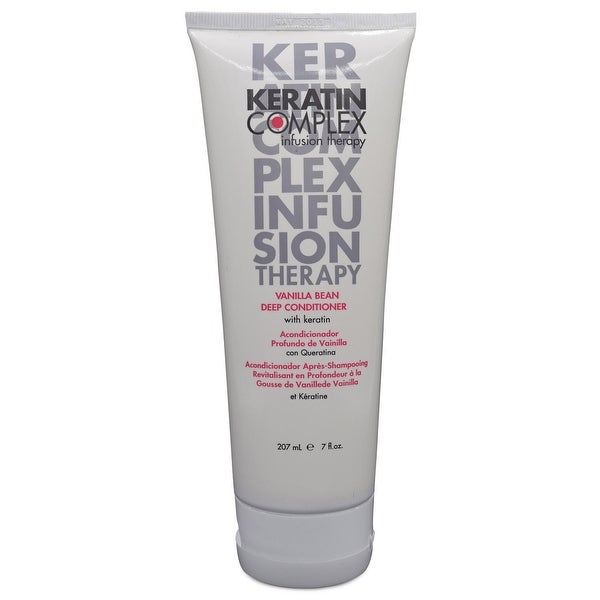 Keratin Complex - Vanilla Bean Deep Conditioner 7 Oz