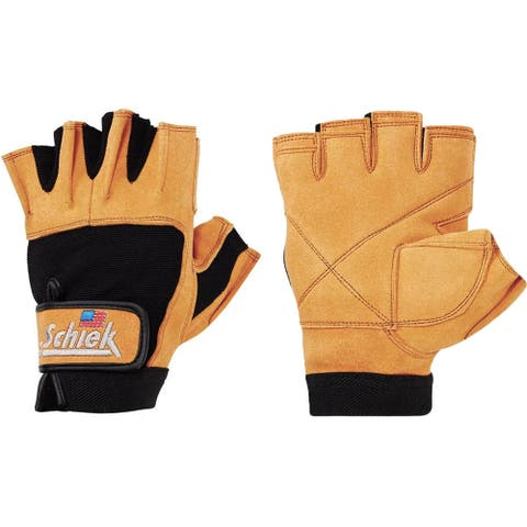 Schiek Sports Model 415 Power Series Weight Lifting Gloves