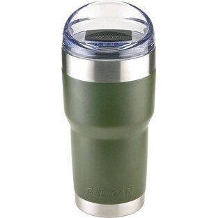 Pelican Trav-Sd22-Od 22Oz Tumbler With Slide Lid Green