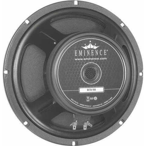 10-In Bass Guitar Speaker, 500W Max, 8 Ohms W/Aluminum Voice Coil