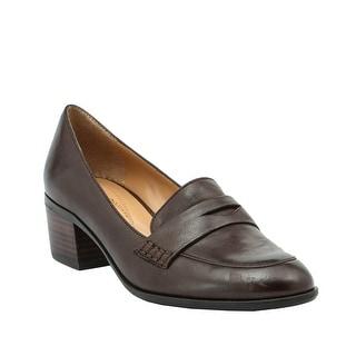 Andrew Geller Easy going Women's Flats & Oxfords Dark Brown