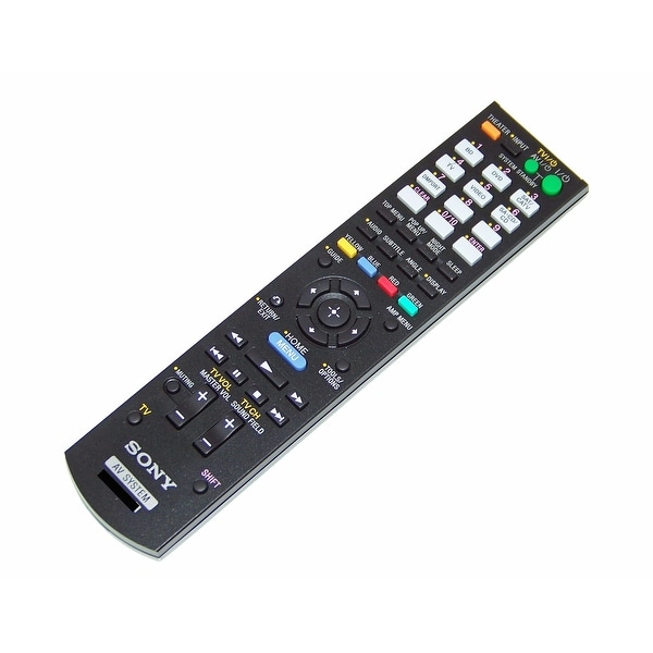 OEM Sony Remote Control Originally Shipped With: KDL60R510A, KDL-60R510A, KDL60R520, KDL-60R520