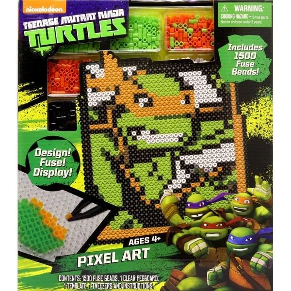 Shop Teenage Mutant Ninja Turtles Pixel Art Ships To Canada