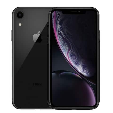 Apple iPhone XR A1984 64GB Black Sprint Locked Smartphone - Black