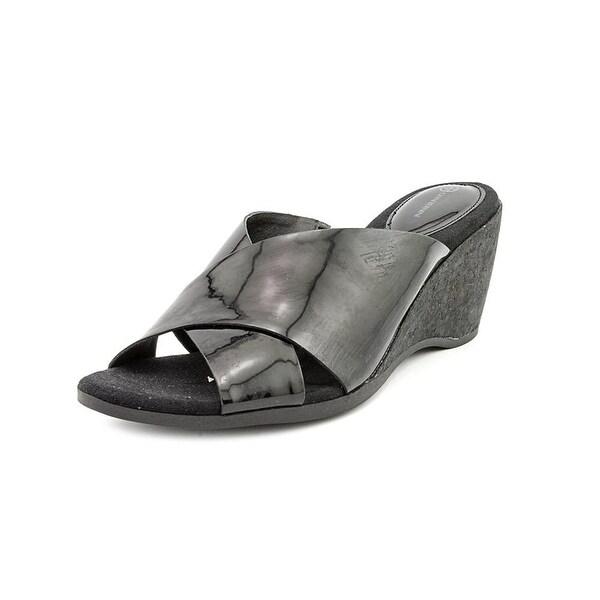 Giani Bernini Womens CAROLIMA Open Toe Casual Platform Sandals