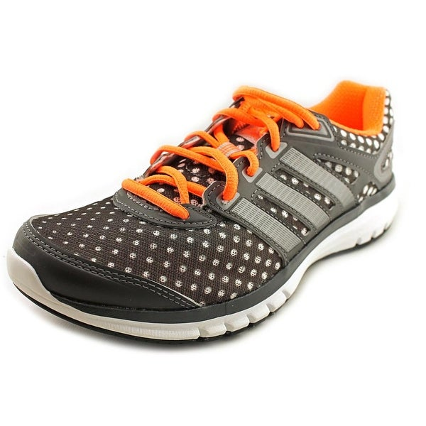 Adidas Duramo 6 Women Round Toe Synthetic Gray Running Shoe