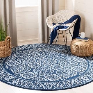 Link to Safavieh Tulum Yolonda Moroccan Boho Rug Similar Items in Rugs