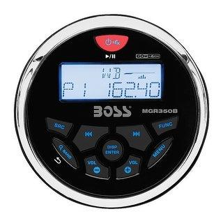 Boss Audio Marine AM/FM/BT Receiver Gauge style
