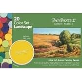 Landscape - PanPastel Ultra Soft Artist Pastel Set 9ml 20/Pkg