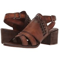 Matisse Womens Jett Leather Open Toe Casual Ankle Strap Sandals