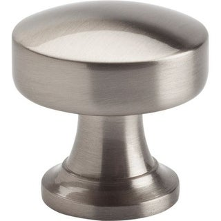 Atlas Homewares 325 Browning 1-1/4 Inch Diameter Mushroom Cabinet Knob (More options available)