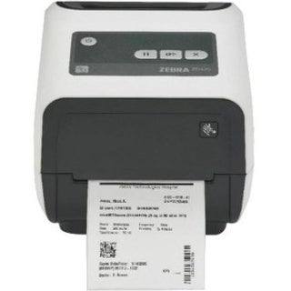 Zebra ZD420-HC Thermal Transfer Printer - Monochrome - Desktop - (Refurbished)