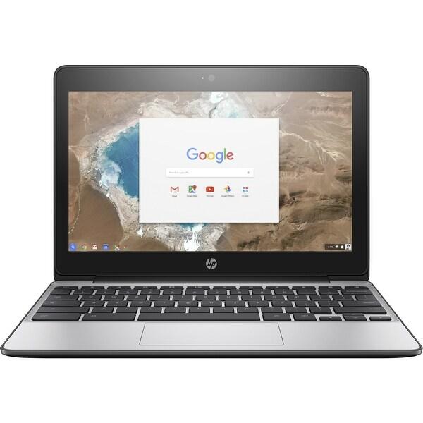 """HP Chromebook 11 G5 11.6"""" Chromebook - Intel Celeron N3060 (Refurbished)"""