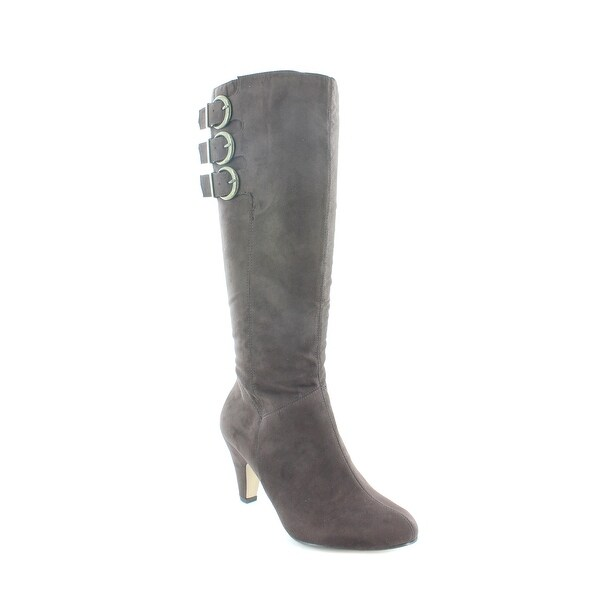 Bella Vita Transit II Women's Boots Brown Suede - 5.5